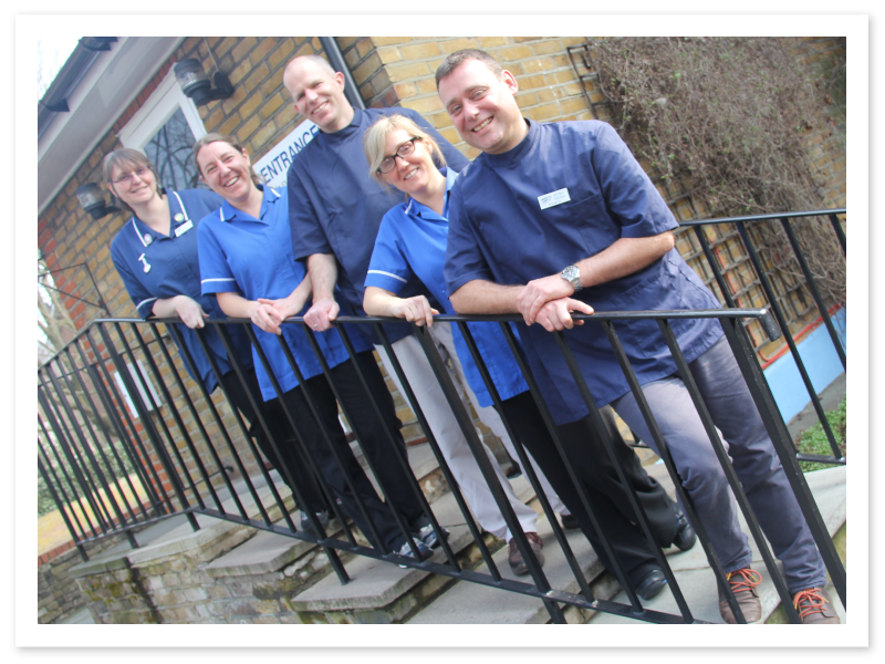 Winton Lodge Vets Team
